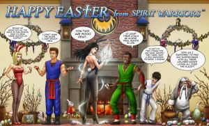 A Spirit Warriors Easter by SpiritWarriors