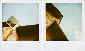 Roof Diptych by jamesacklin