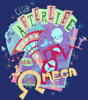 Club Afterlife by Natesquatch