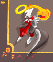 Fanart Dreamkeepers: Bast by ChrisSketch28