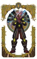 wow fan art page 2-9 by Angju