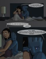Page 23 Talk to Me by canius
