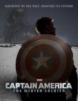 Captain America: The Winter Soldier - Poster I by MrSteiners