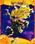 DB Heroes Bardock ssj3 by Metamine10