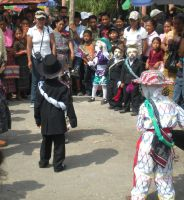 Kids traditional dancers 2 by Flyerscurse