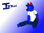 Izzac by Nodnarb123
