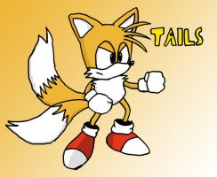 Classic Tails by Vgkitties