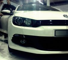 HARD CANDY: Scirocco by Mr-VOLKSWAGEN