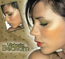 Retouch Victoria Beckam by Hermionina