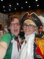 Italy and Pirate England - Hetalia by JustAnotherAuthor