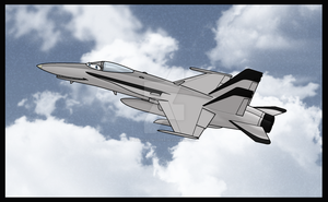 NextGen: Sam F/A-18C by TheAngryFishbed