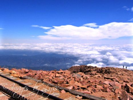 Pikes Peak by ImagesByLyss