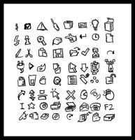 DP Icons by AzraelleWormser