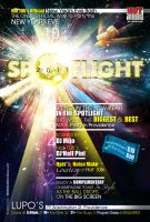 Spotlight NYE Flyer by AnotherBcreation