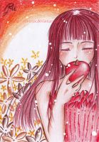 ::Red Apple:: by Riri-CruX