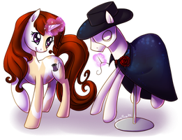 Costume sewing by ShinePawPony