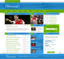 Dutch Football Manager by Merendil