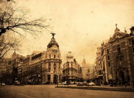 Madrid by sweepblue