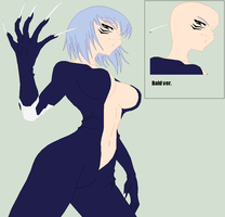 Mangaverse Black Cat Base by Sobies516pl