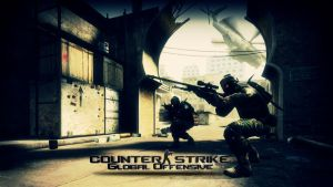 Counter Strike: GO by stiannius