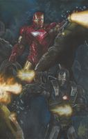 Iron Man 2 by HeroArtist20