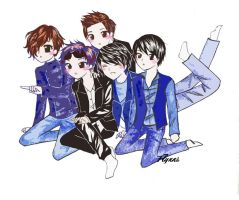 FT Island Neverland by Flynns