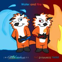 Water and Fire 2012 by JWthaMajestic