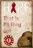 HIV - Hope by VectorZach