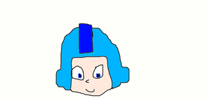 Mega Man by Simpsonsfanatic33