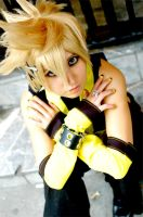 """Yellow or Black"" Len Kagamine by SanctusIX"