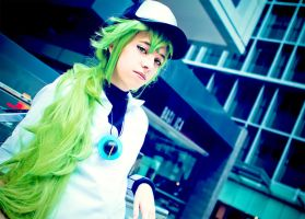 Pokemon Black/White: N by Cateography