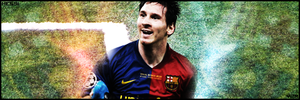 Leo Messi by Y2Joker
