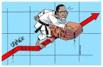 Obama, the first year by Latuff2