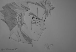 Fairy Tail - Laxus by M0nstac00kie
