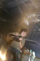Brian of Dillinger Escape Plan by fightingtears