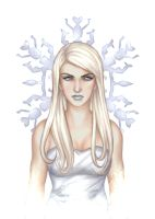 Emma Frost by Asenath23
