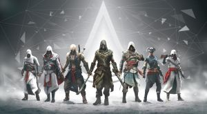 Assassin's Creed Initiates by MatrixUnlimited