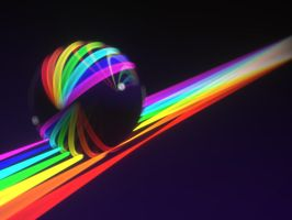 Rainbow Laser by sicklizard