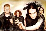 The Rasmus o_o by Kissa-TR