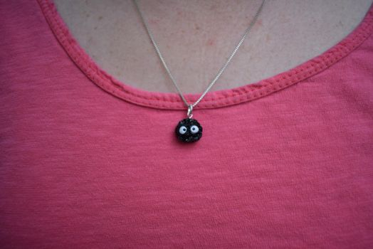 Soot Sprite charm by Greenhorngal