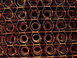 rust and coils dream infinity by ibendit