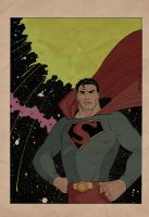 Fleischer Superman by anthonymarques