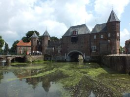watergate of amersfoort by damenster