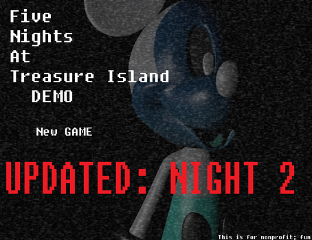 Five Nights At Treasure Island DEMO by AnArt1996