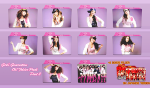 Girls' Generation (SNSD) ~Oh! Folder Pack~ Part 2 by FolderOvert