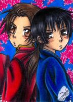 Asian Brothers by Xx-Syaoran-kun-xX