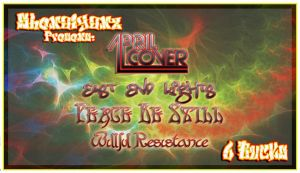 April Cover Show by TheCaptainSteve