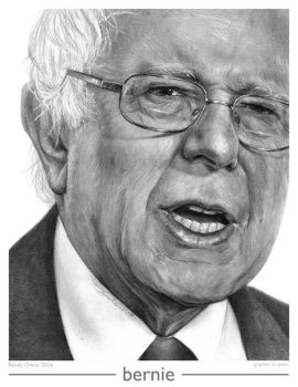 bernie by Randy-man