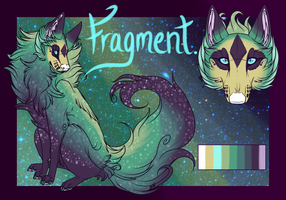 Reference: Fragment by disasterpuppet
