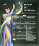 Game Artist Resume v2 - Page 2 by NamiDragon